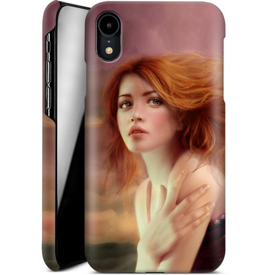 Apple iPhone XR Smartphone Huelle - Melanie Delon - Hope von TATE and CO
