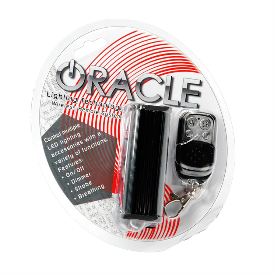 Oracle Lighting 1704-504 ORACLE Dual Channel Multifunction Remote