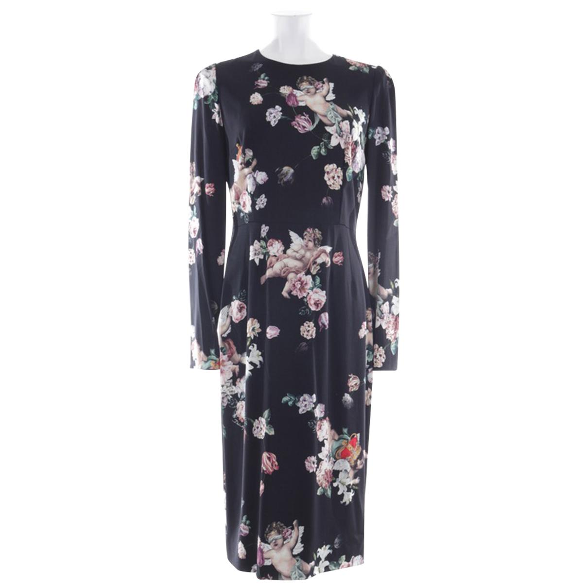 Dolce & Gabbana \N Blue dress for Women 40 FR