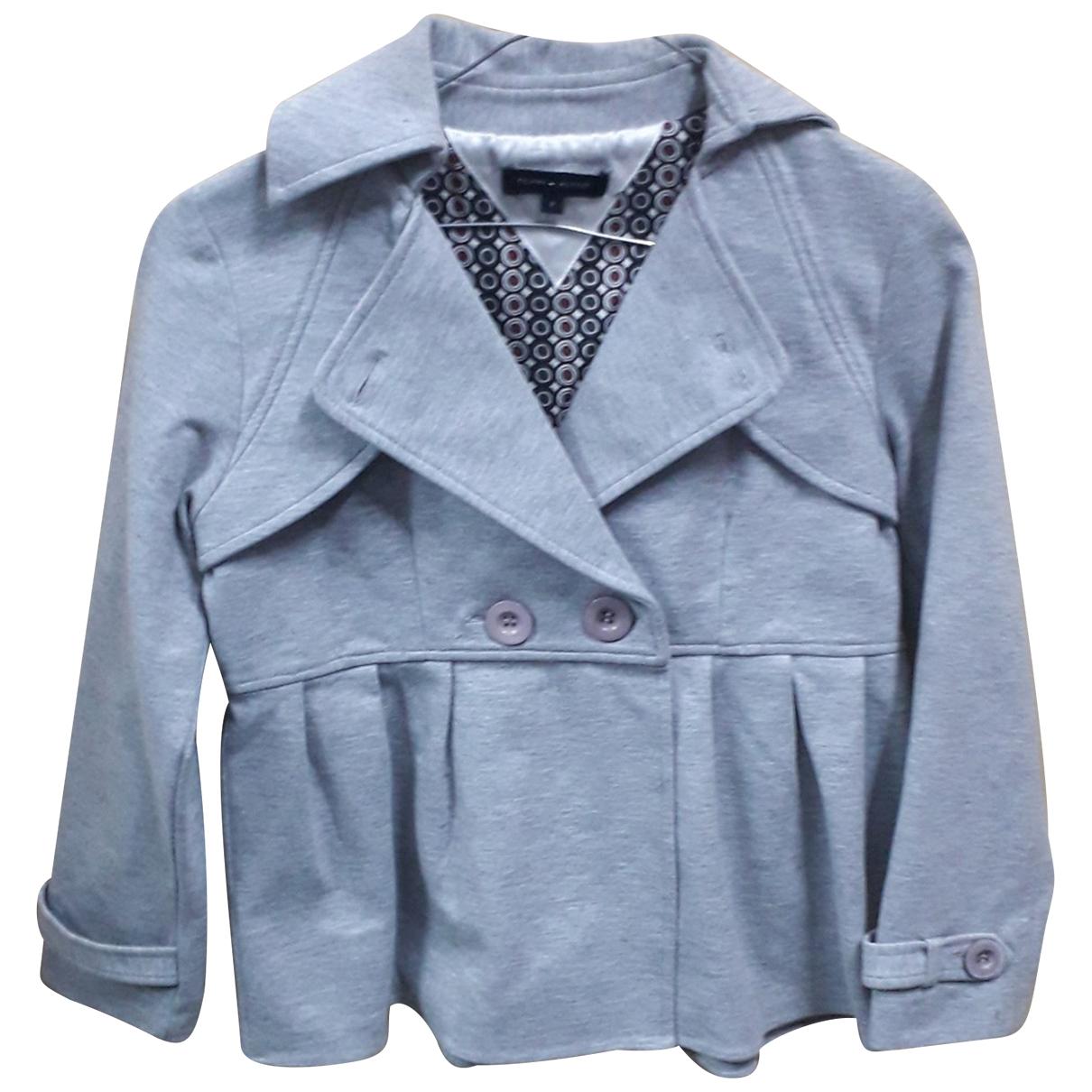 Tommy Hilfiger - Blousons.Manteaux   pour enfant - gris