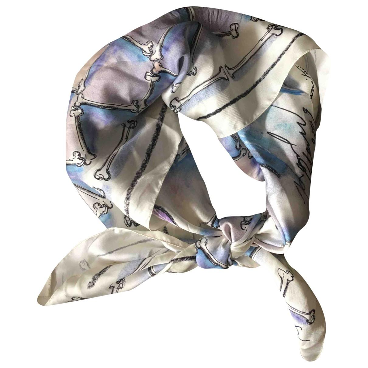 Chanel \N Multicolour Silk Silk handkerchief for Women \N