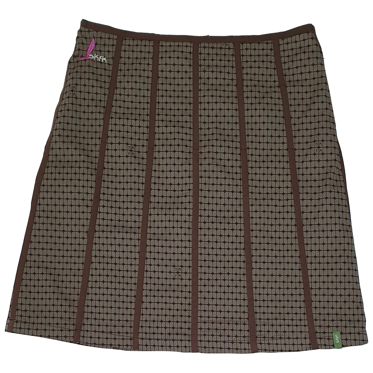 Non Signé / Unsigned \N Multicolour Cotton skirt for Women L International