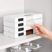 1pc Desktop Storage Box