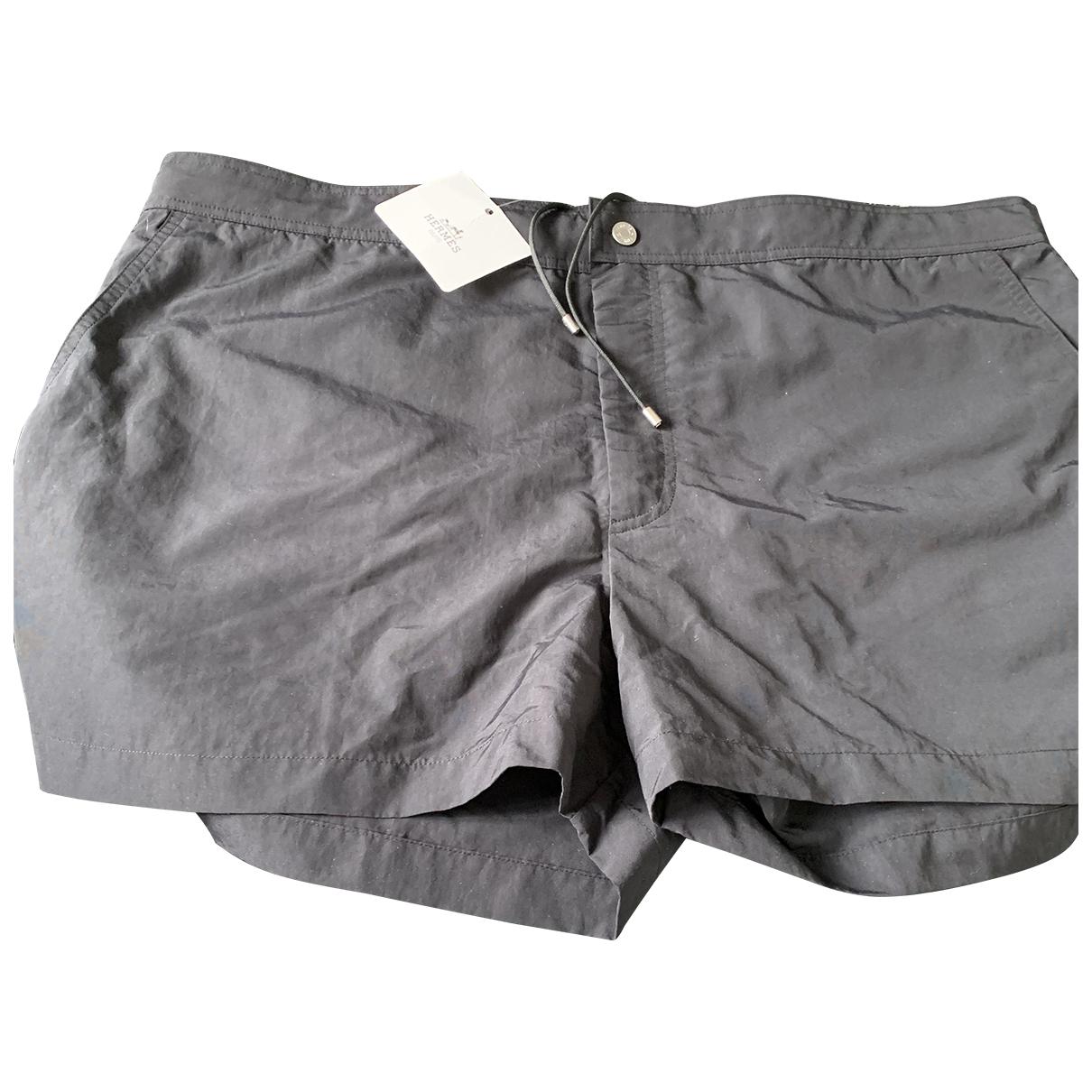 Hermes \N Badeanzug in  Schwarz Polyester