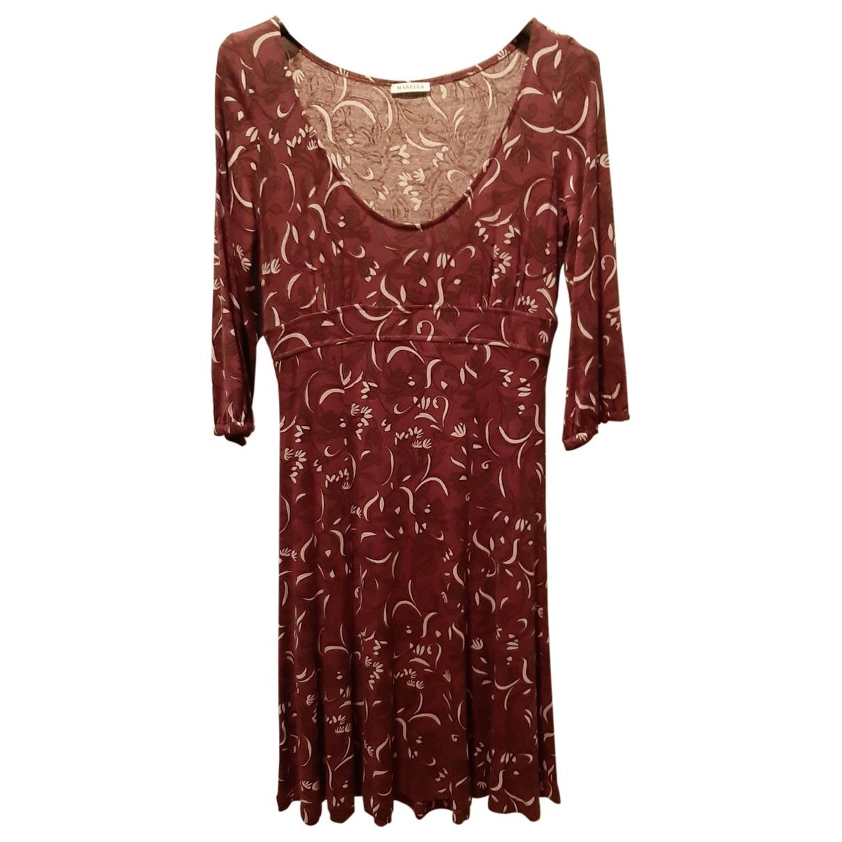 Marella \N Red dress for Women S International
