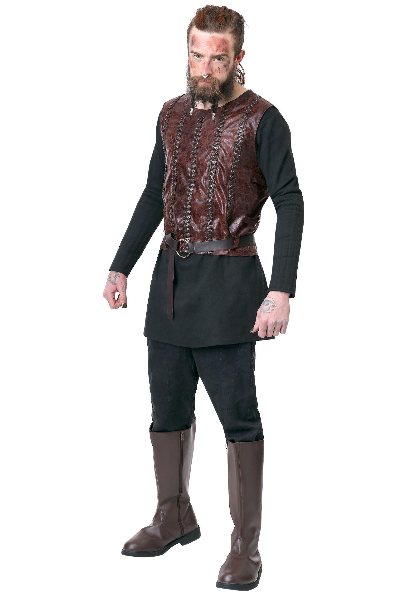 Vikings Bjorn Ironside Costume for Men