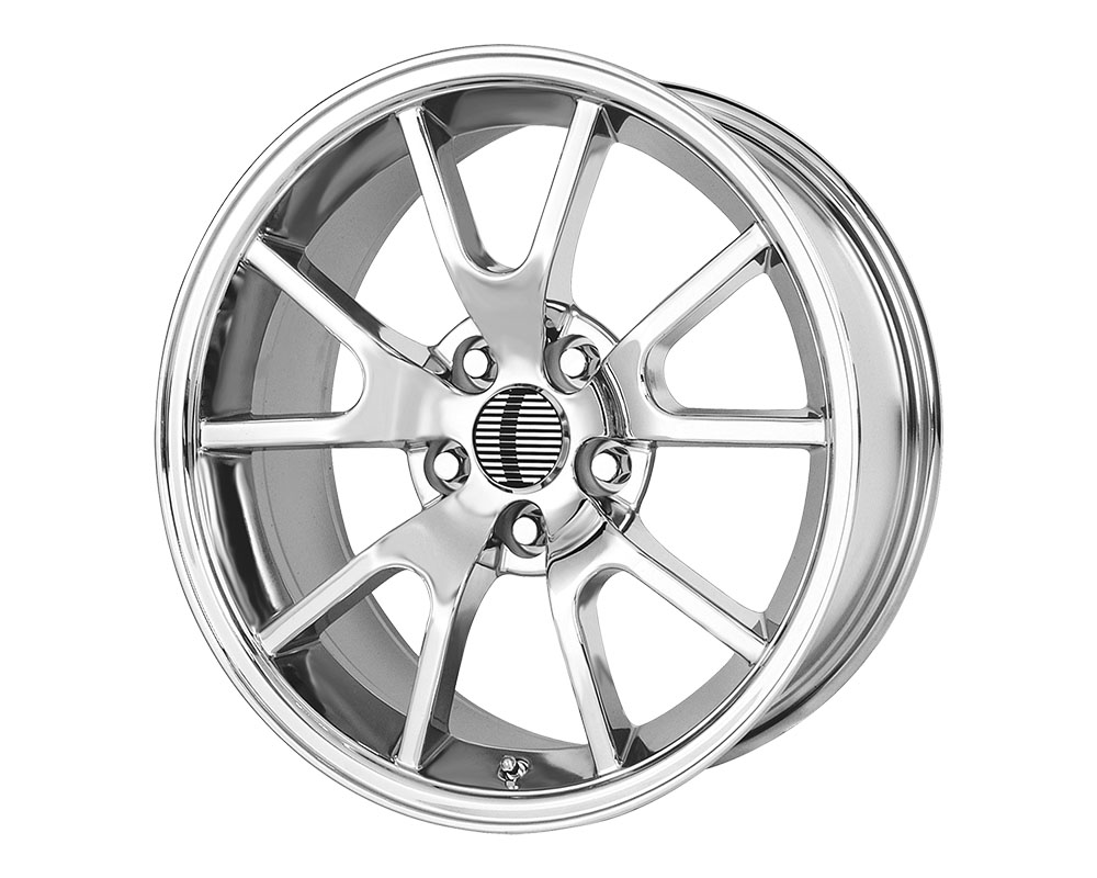 OE Creations 118C-896530 PR118 Wheel 18x9 5x5x114.3 +30mm Chrome