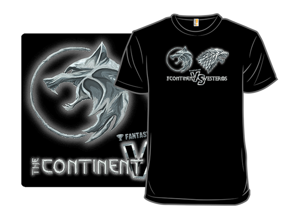 Fantasy Cup T Shirt