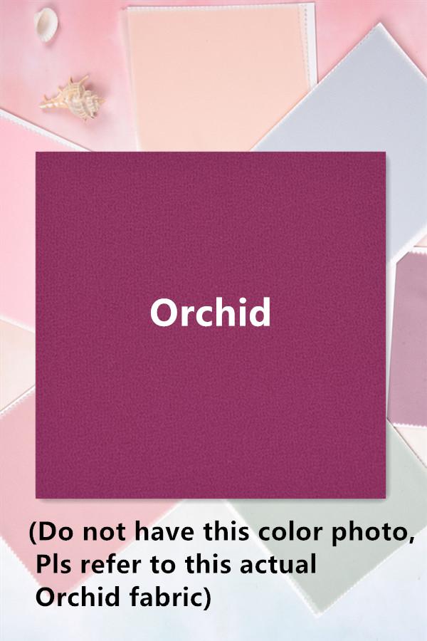 BMbridal Pretty V-Neck Short Sleeveless Lace Bridesmaid Dresses Online