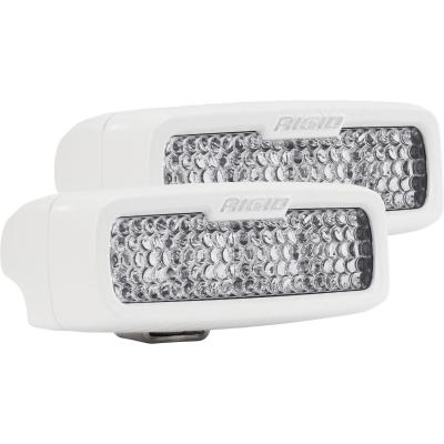 Rigid Industries M-Series SR-Q Single Row 60 Deg. Diffusion LED Light - 945513