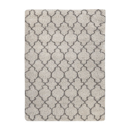 Signature Design by Ashley Rectangular Indoor Rugs, One Size , White