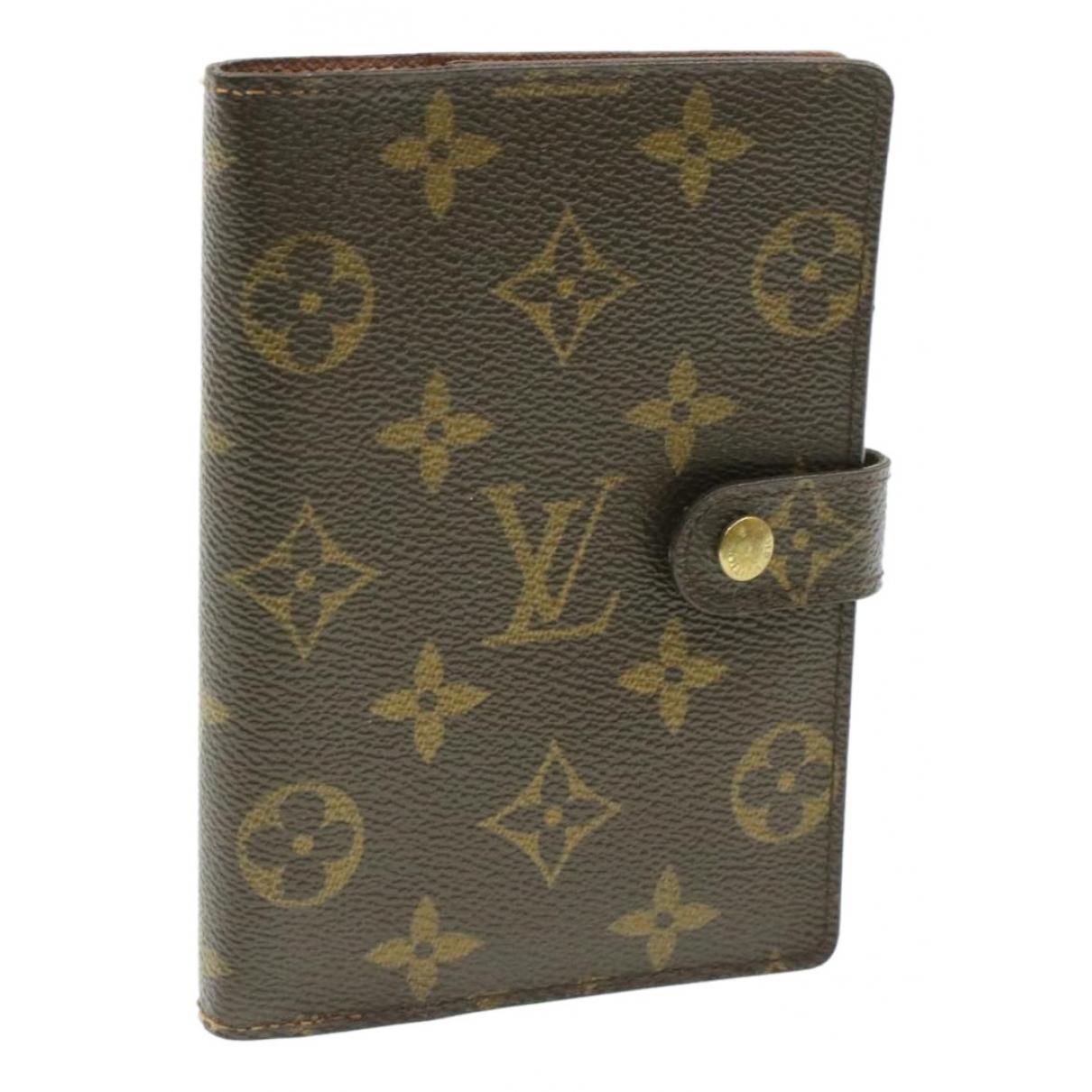 Louis Vuitton Couverture dagenda PM Accessoires und Dekoration in  Braun Leinen