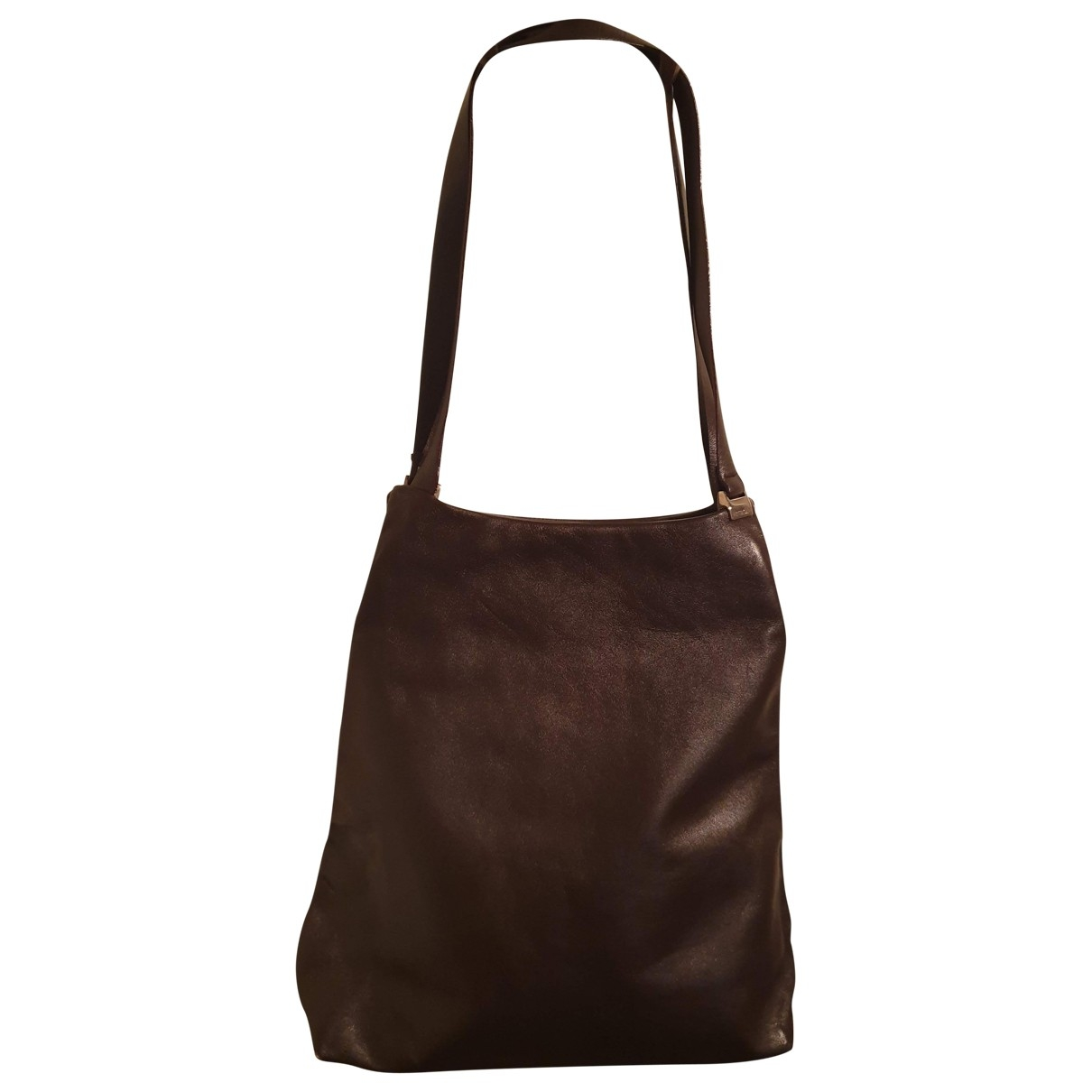 Furla \N Brown Leather handbag for Women \N