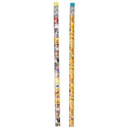 Emoji 8 Pencils For Birthday Party