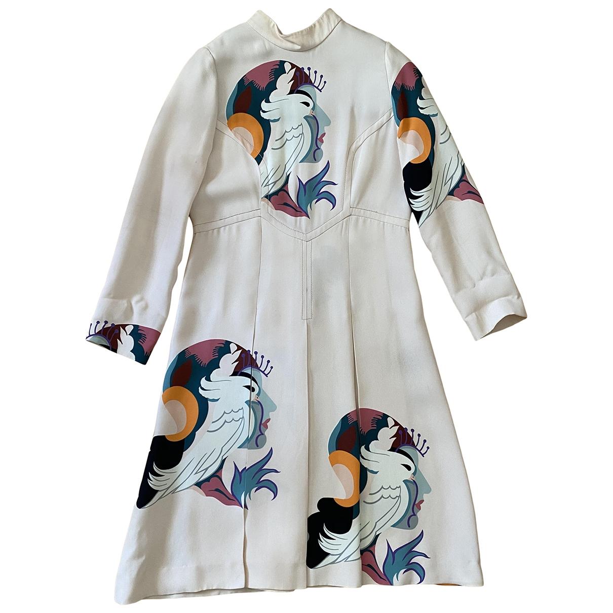 Miu Miu - Robe   pour femme - blanc