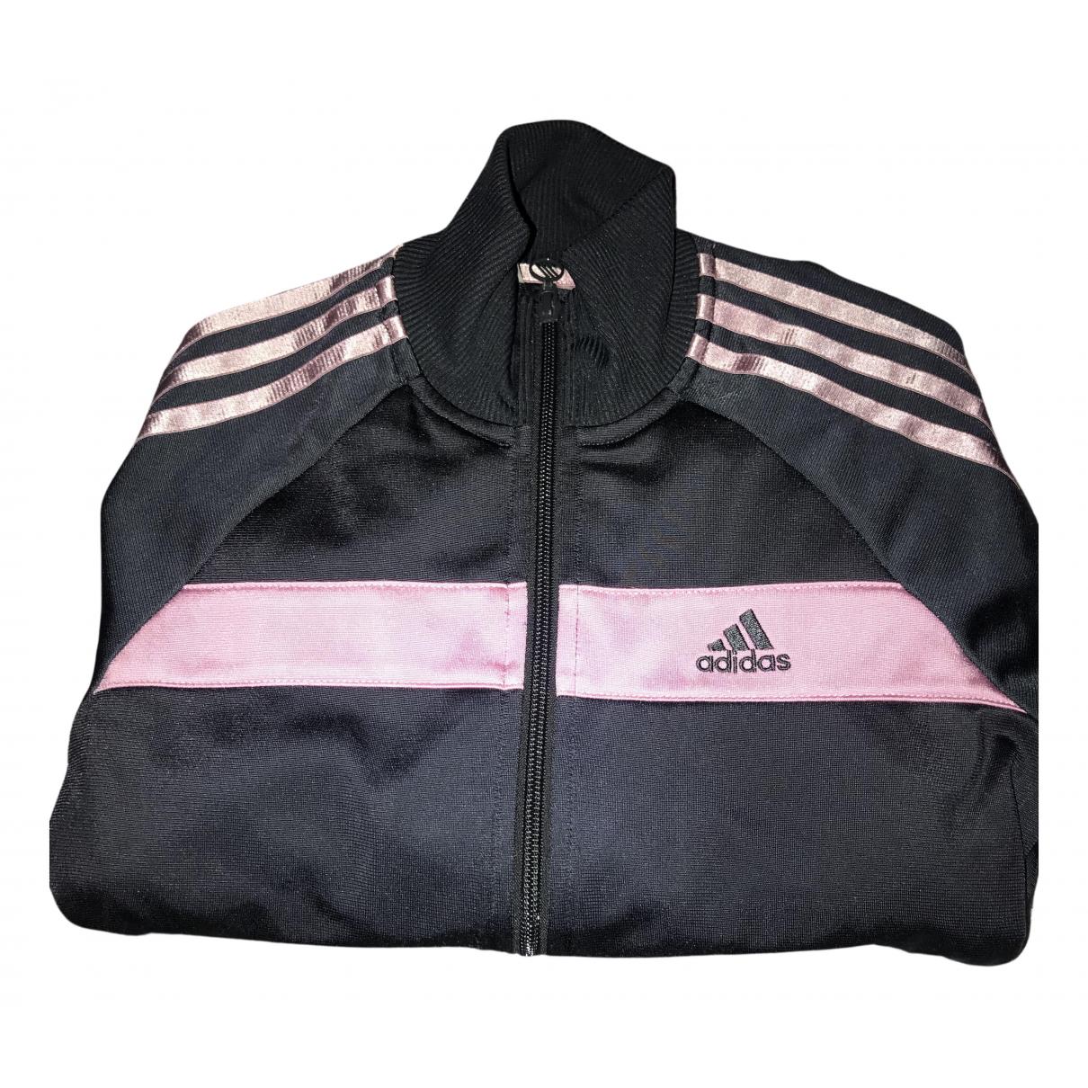 Adidas - Veste   pour femme en coton - gris