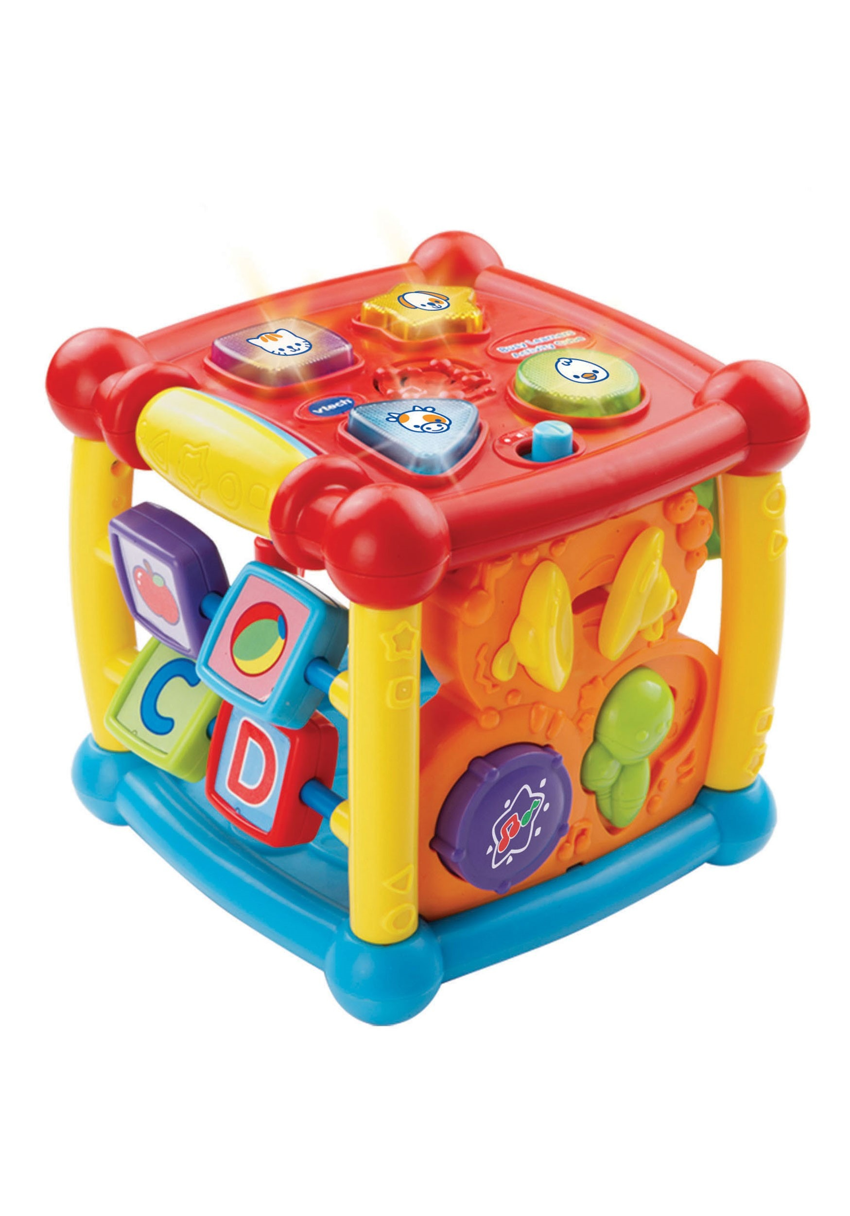 VTech Busy Infant Learners Activity Cube