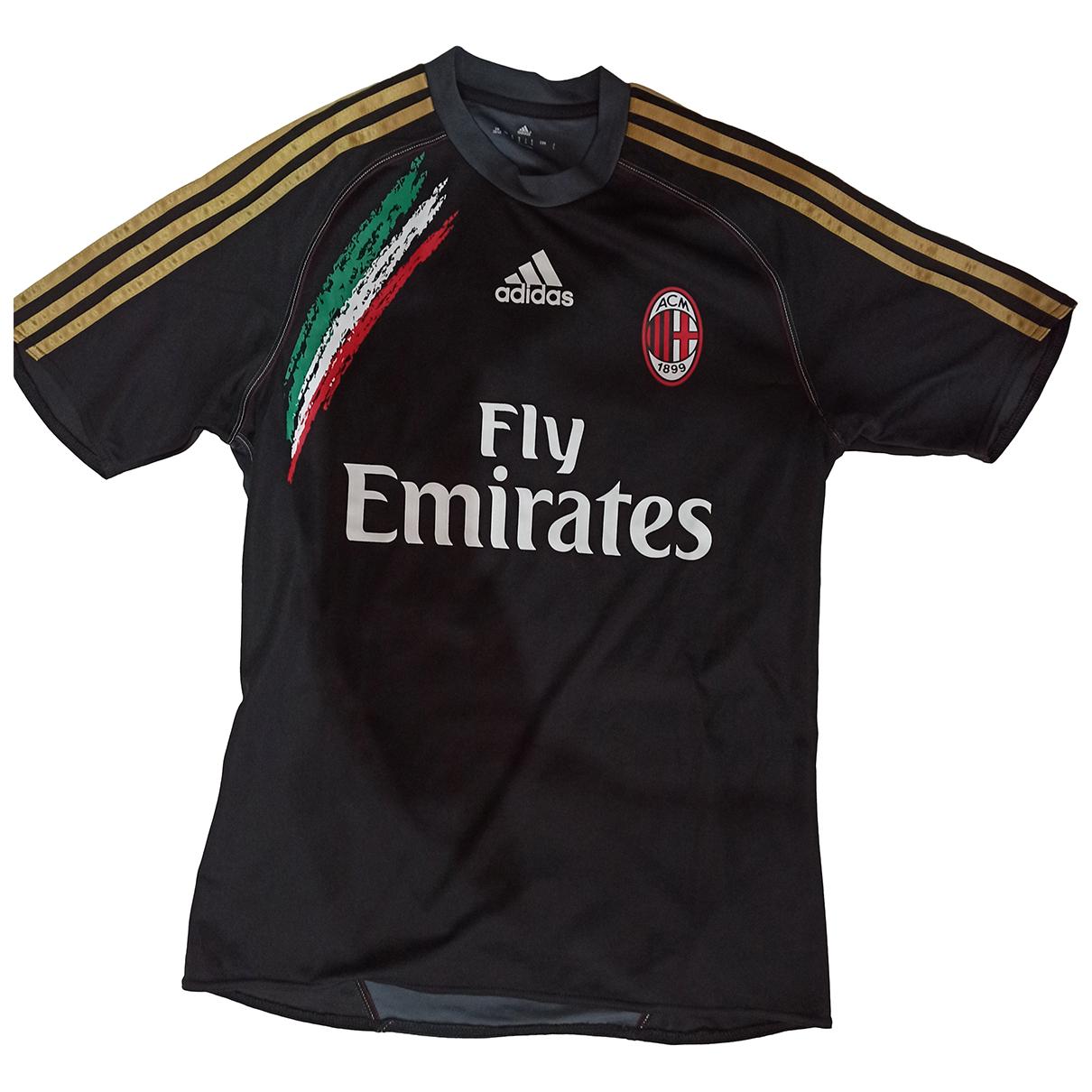 Adidas - Tee shirts   pour homme - noir