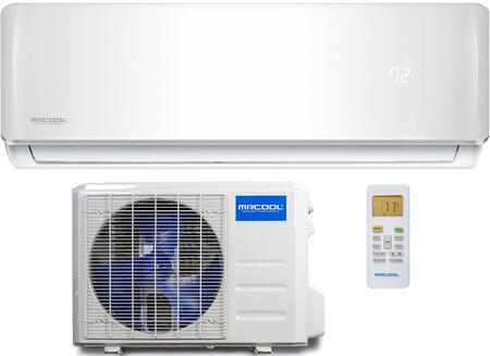 DIY-36-HP-230AE DIY Series Ductless Mini Split with 36000 Nominal BTU Capacity  Wifi Functionality  Easy and Quick Installation  in