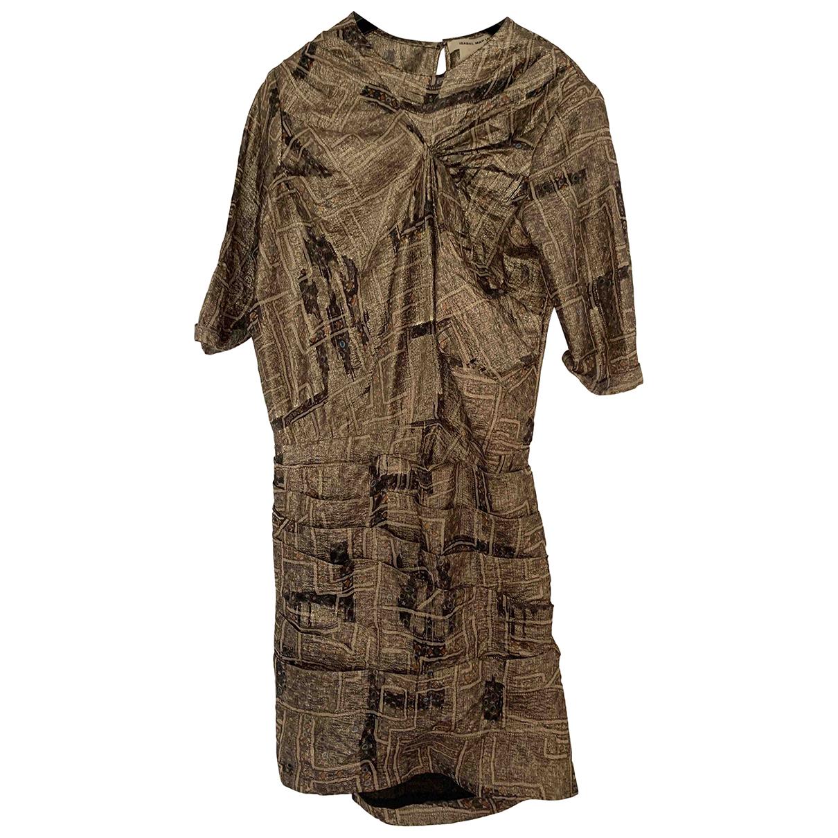 Mini vestido de Seda Isabel Marant Pour H&m