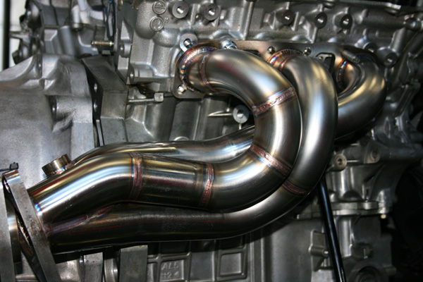 Central 20 CNT20344210001 Exhaust Manifold Nissan 370Z 09-14