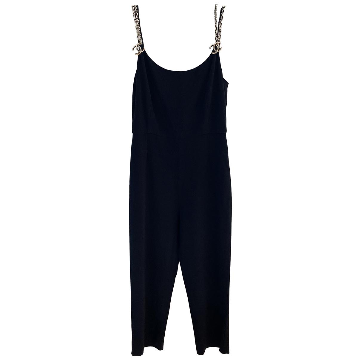 Chanel \N Black jumpsuit for Women 40 FR