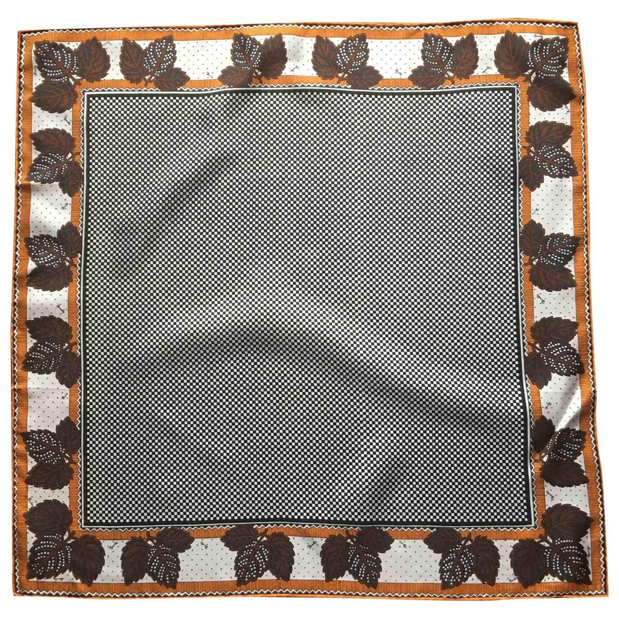 Emilio Pucci \N Silk scarf for Women \N