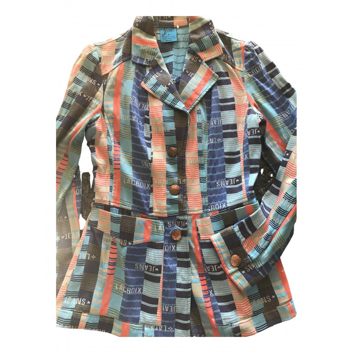 Christian Lacroix - Veste   pour femme en coton - multicolore