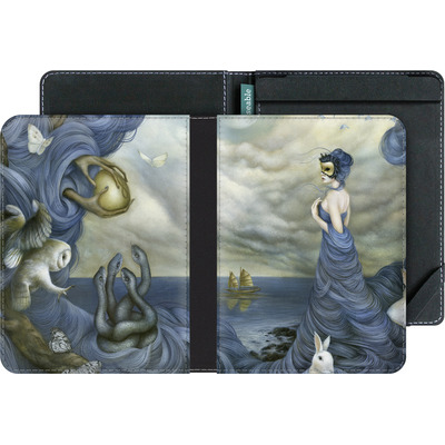 tolino vision eBook Reader Huelle - Where Time Beckons the Wicked von Dan May