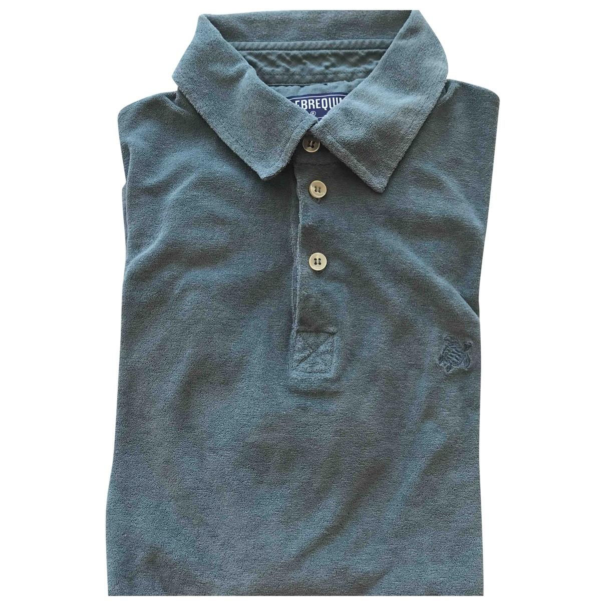 Vilebrequin - Polos   pour homme en coton - bleu