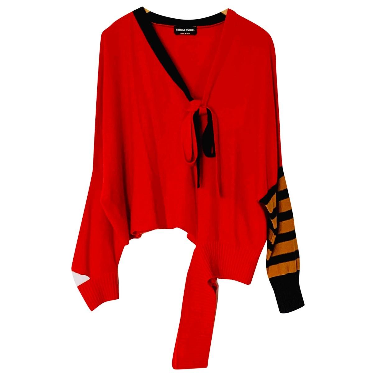 Sonia Rykiel \N Pullover in  Bunt Wolle
