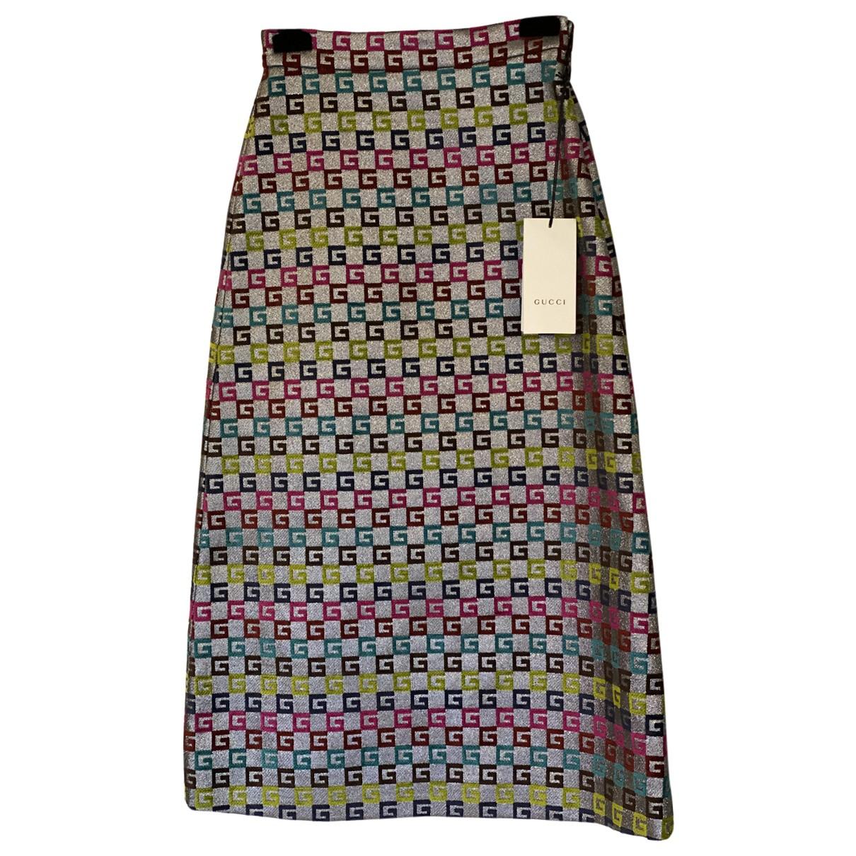 Gucci - Jupe   pour femme - multicolore