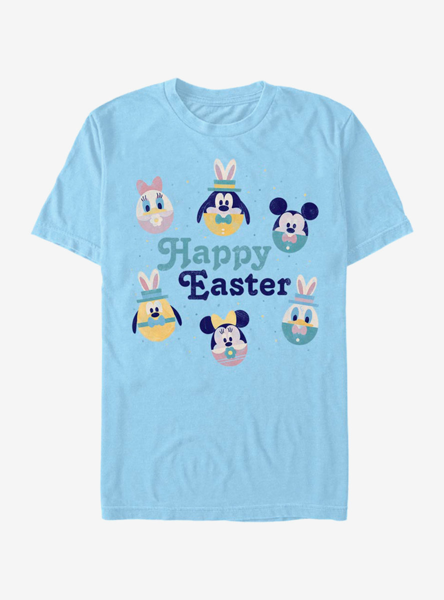 Disney Mickey Mouse Egg Squad T-Shirt