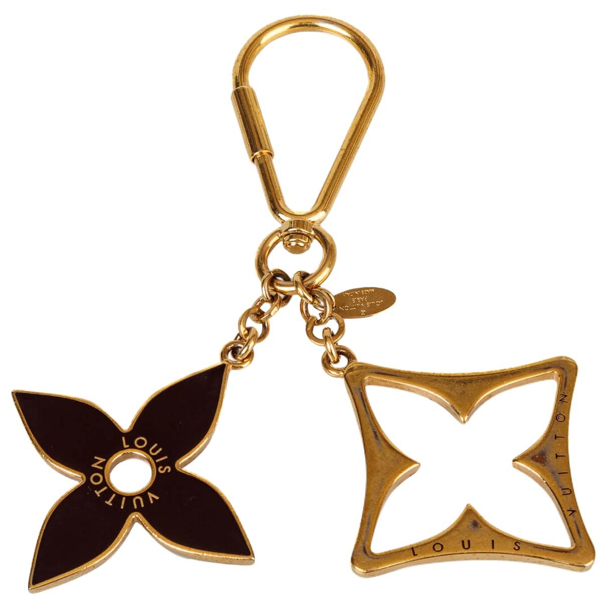 Louis Vuitton - Bijoux de sac   pour femme en metal - dore