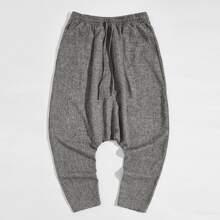 Pantalones para hombre Cordon Liso Calle