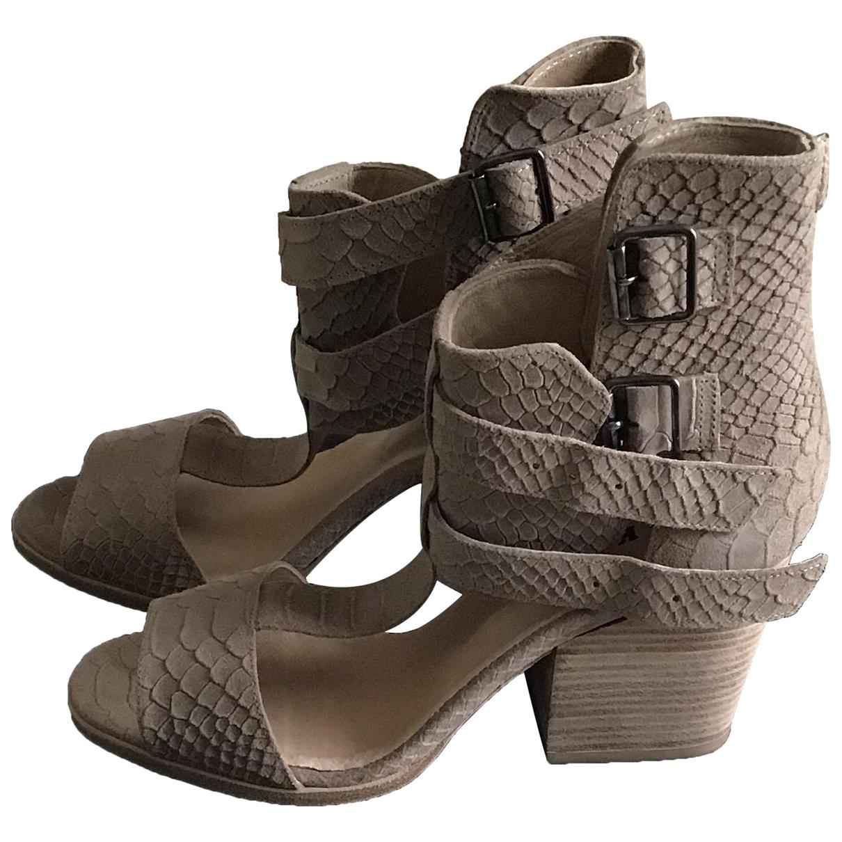 Sandalias de Cuero The Kooples