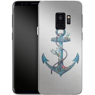 Samsung Galaxy S9 Silikon Handyhuelle - Lost At Sea von Terry Fan