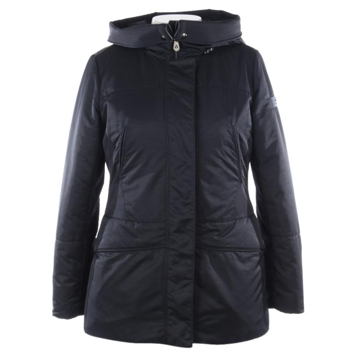 Peuterey \N Black jacket for Women 42 FR
