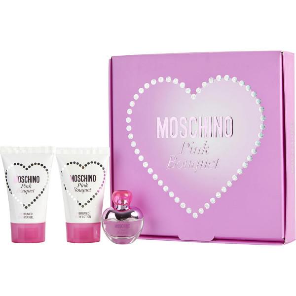 Moschino Pink Bouquet - Moschino Geschenkbox 6 ml