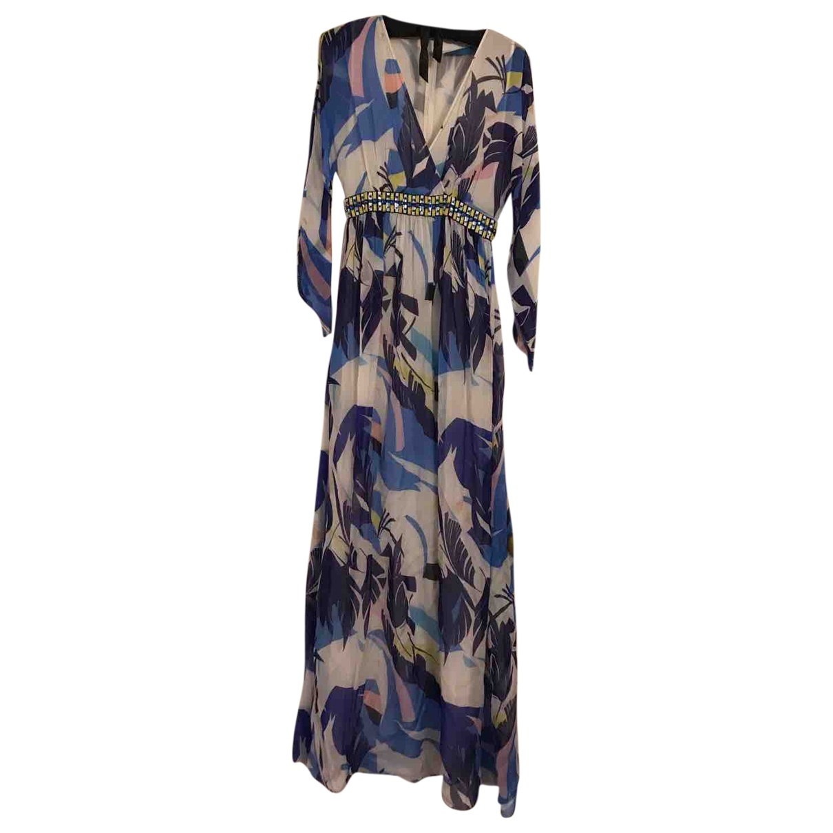 Matthew Williamson \N Multicolour Silk dress for Women 8 UK