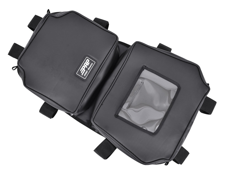 Overhead Bag for Can-Am Maverick X3 Black PRP Seats E61-210
