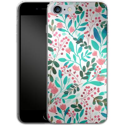 Apple iPhone 6 Plus Silikon Handyhuelle - Bright Foliage von Iisa Monttinen