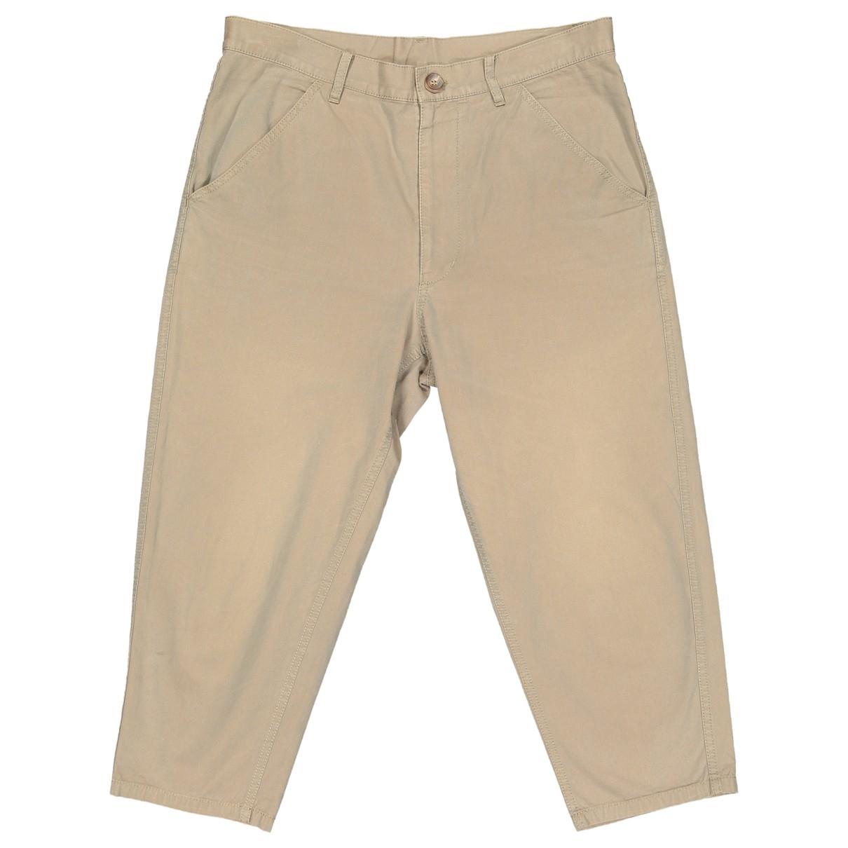 Comme Des Garcons \N Khaki Cotton Shorts for Men S International