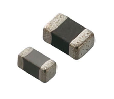 Murata NCU18XH103F60RB Thermistor, 1608 10kΩ, 1.6 x 0.8 x 0.8mm (20)
