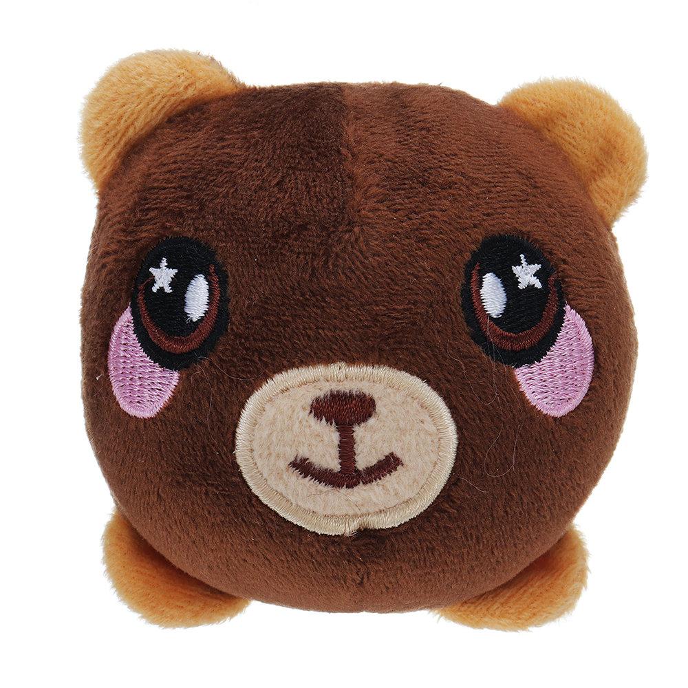 Kawaii Bear Toy Slow Rising Plush Toy Pendant