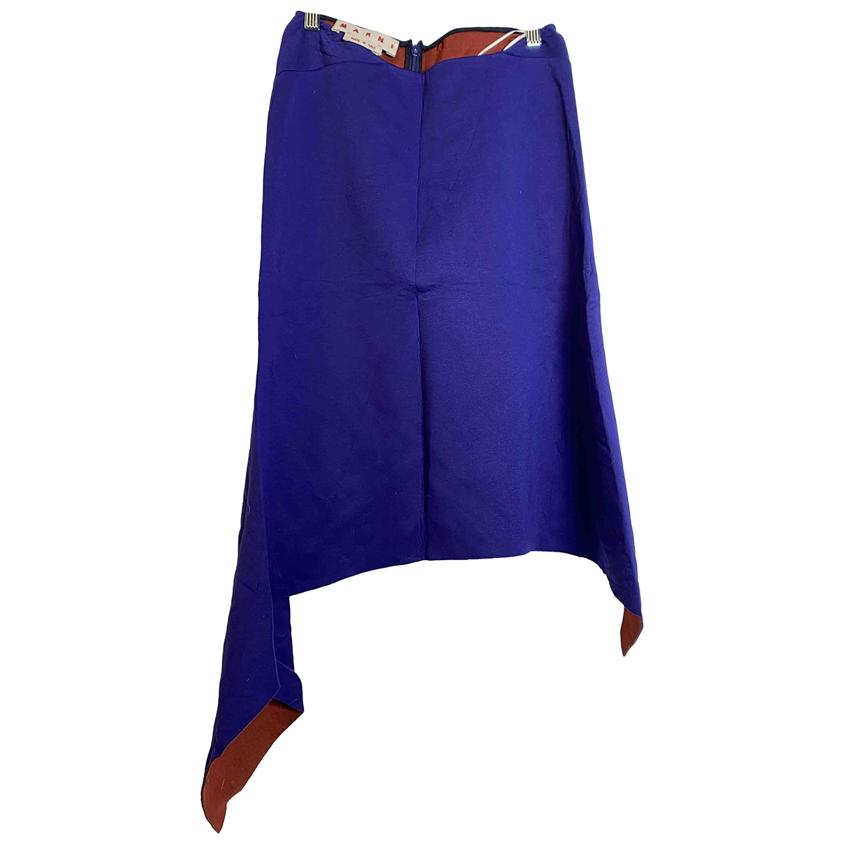 Marni \N Purple skirt for Women 38 IT