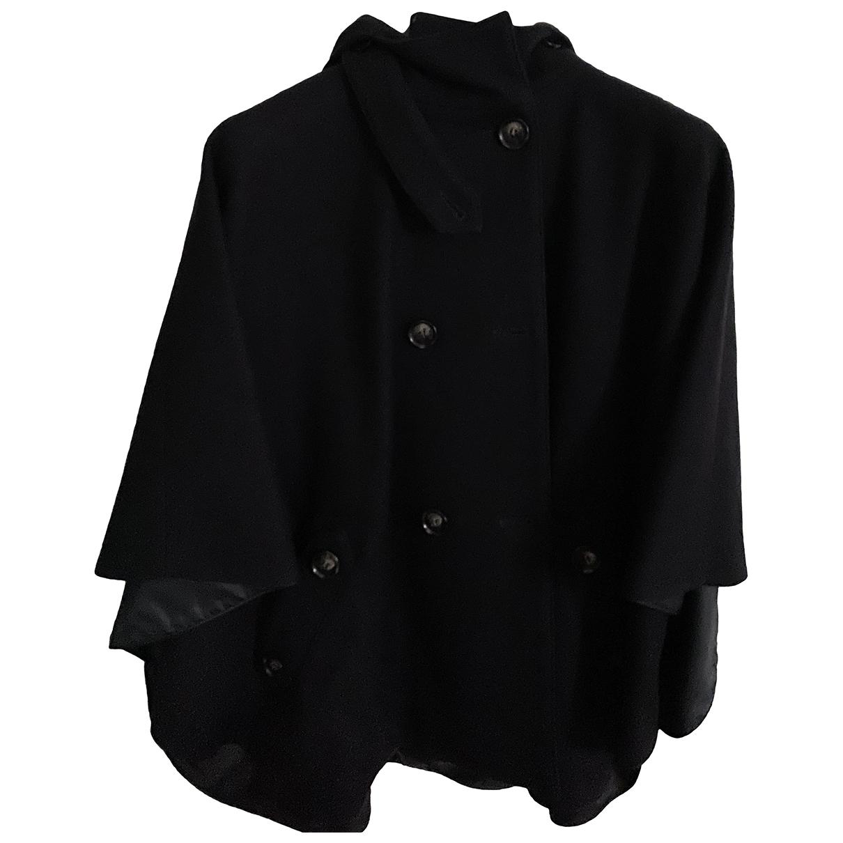 Sessun - Blouson   pour femme en laine - bleu
