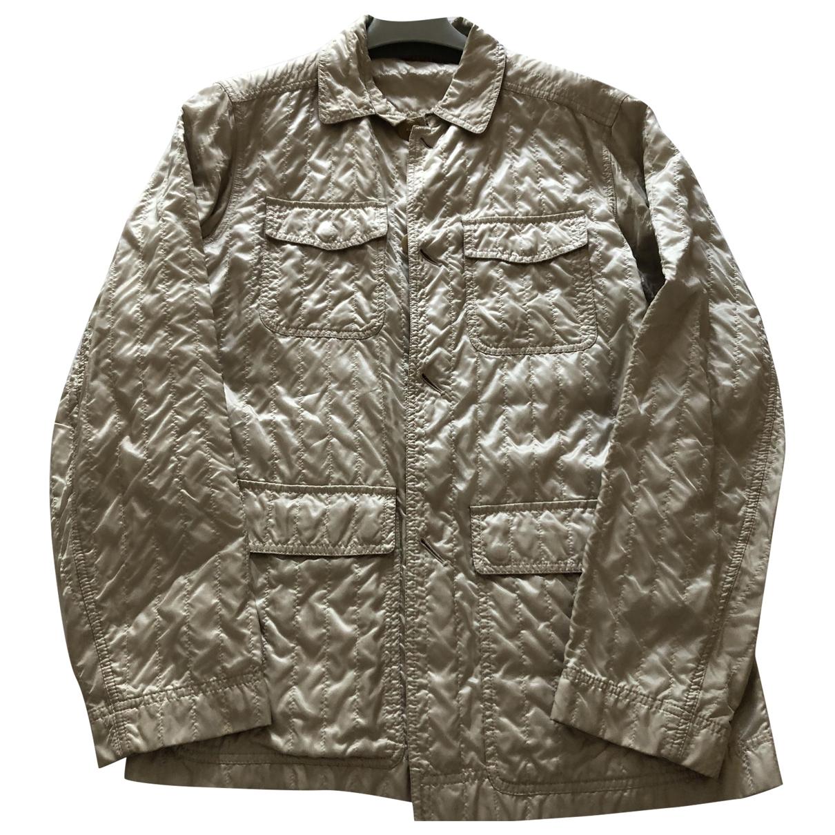 Prada \N Beige jacket  for Men 48 IT