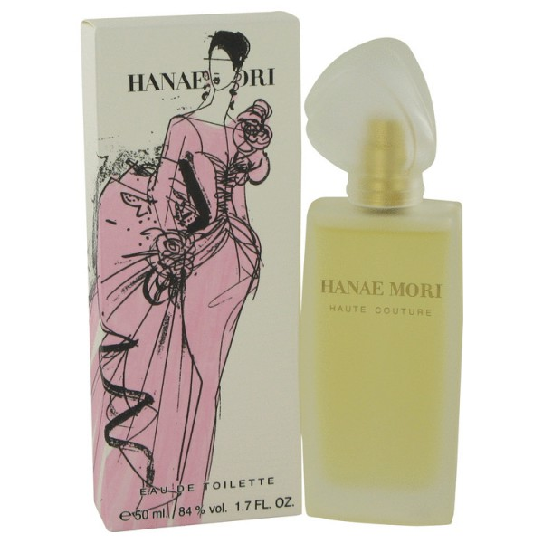 Hanae Mori Haute Couture - Hanae Mori Eau de toilette en espray 50 ML