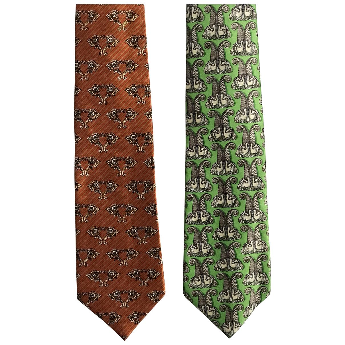 Lanvin \N Krawatten in Seide